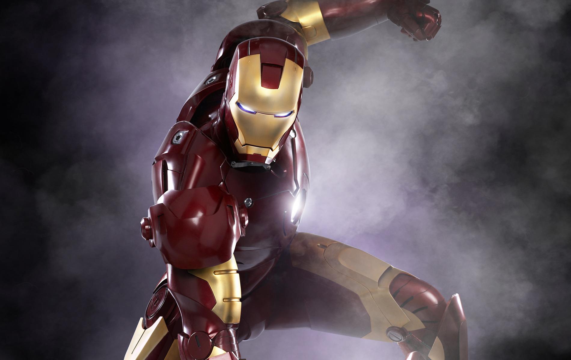 Ironing Man : une parodie d'Iron Man