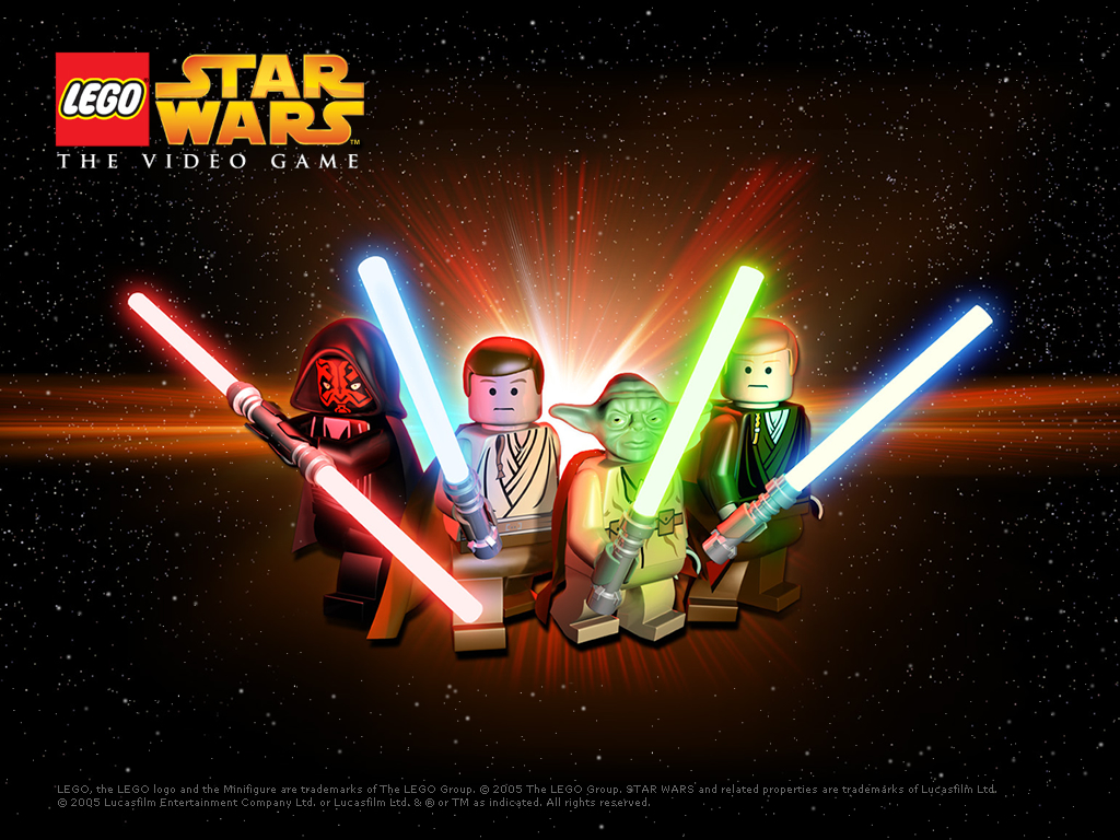 La trilogie Star Wars résumée en trois minutes... avec des Lego !