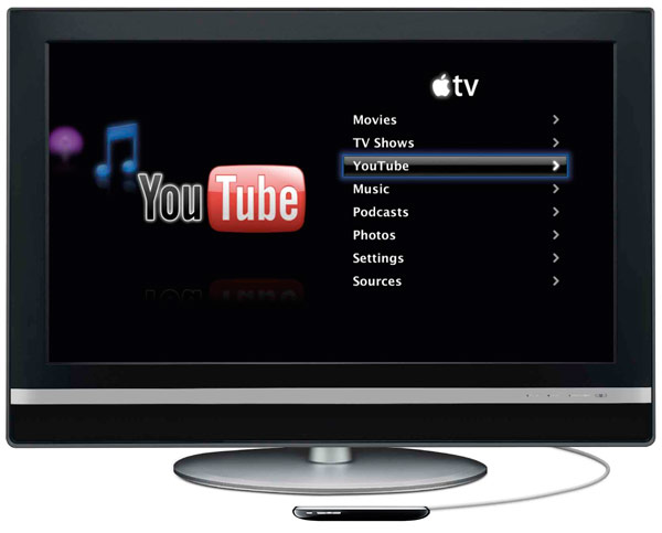 Une nouvelle génération d'Apple TV à 99$ ?