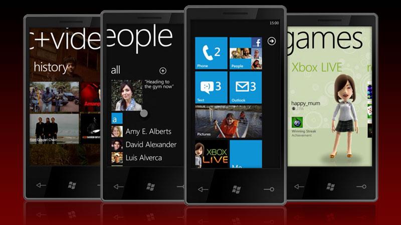 Vidéo : quelques effets de transition sur Windows Phone 7
