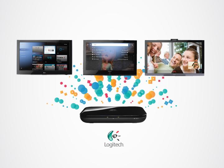 Logitech Revue, un boitier pour Google TV