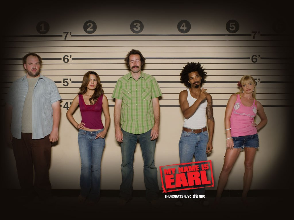 Concours : gagne la saison 1 de My Name is Earl !