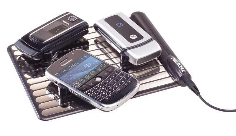 Duracell MyGrid : la recharge sans fil pour tous vos mobiles