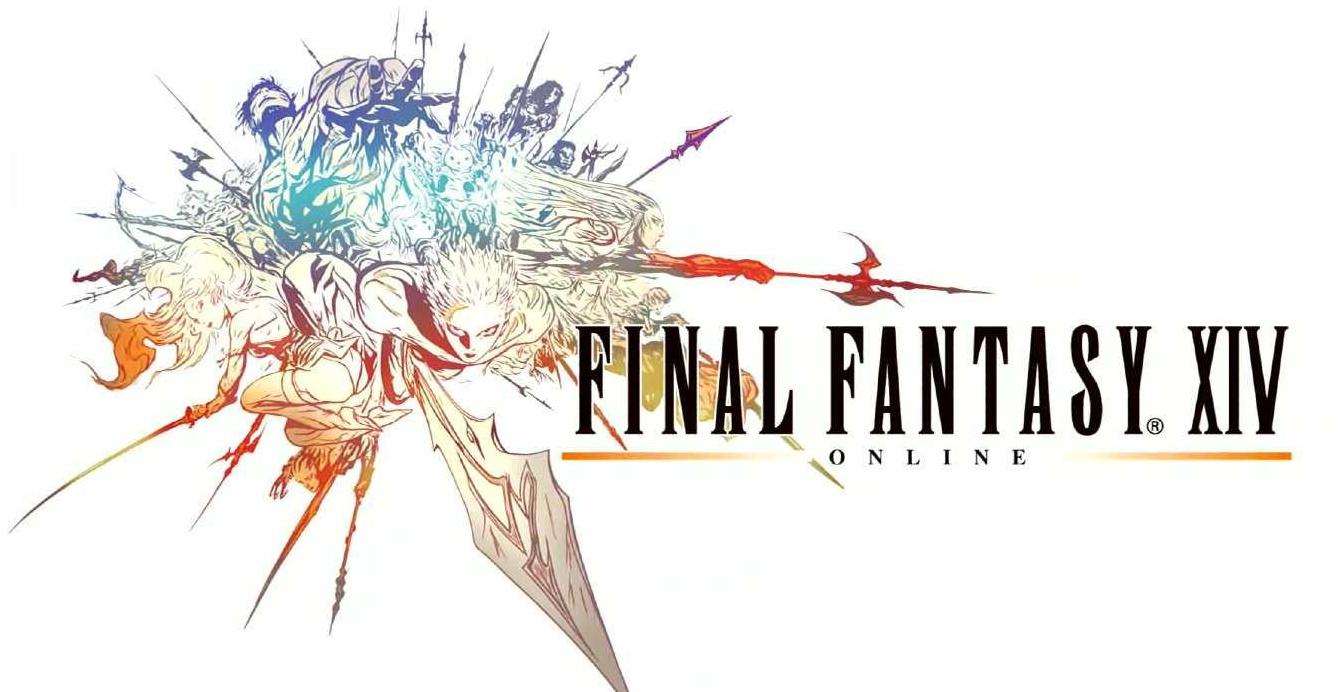 La jaquette de Final Fantasy XIV