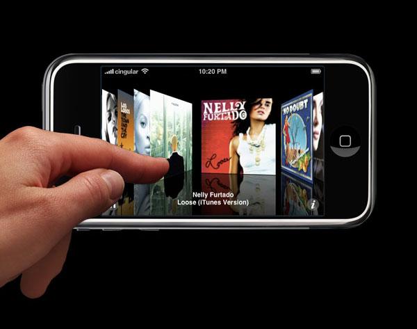 Infographie : toute l'histoire de l'iPhone en une image