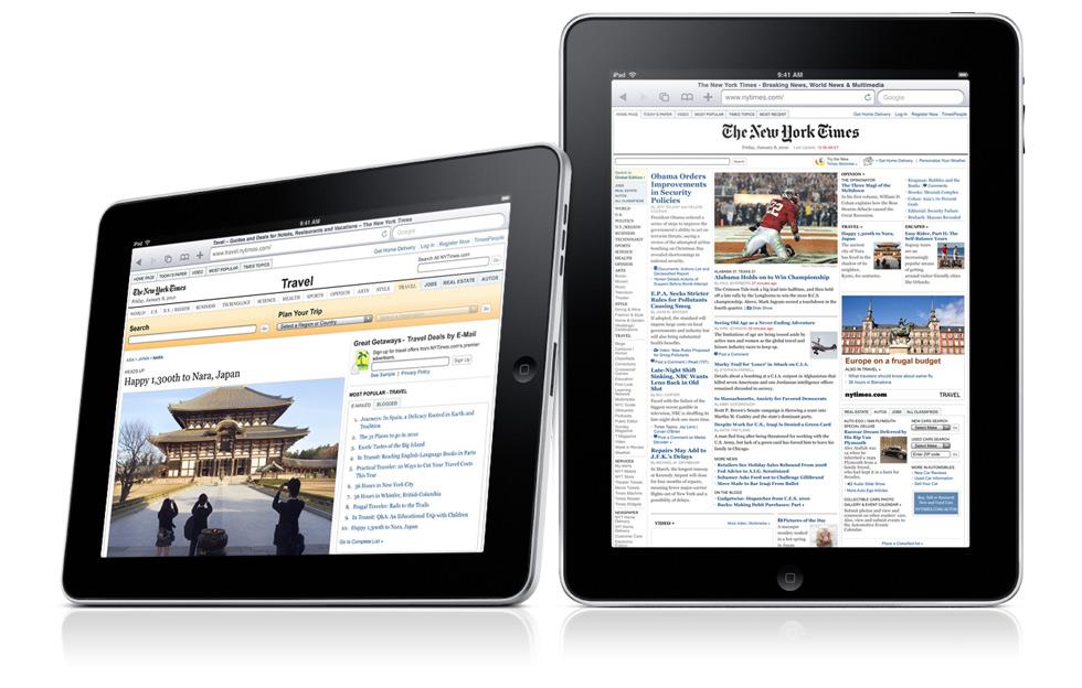 Utiliser l'iPad comme deuxième écran