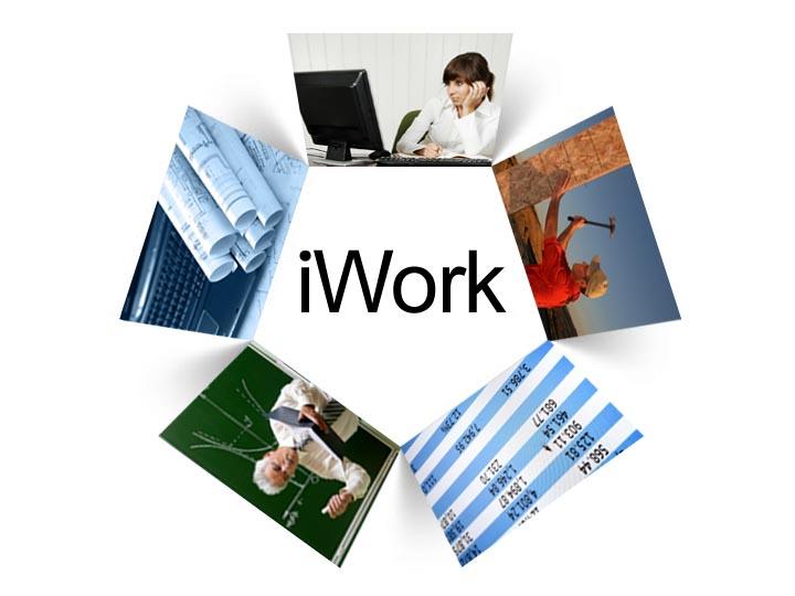 iWork bientôt sur iPhone