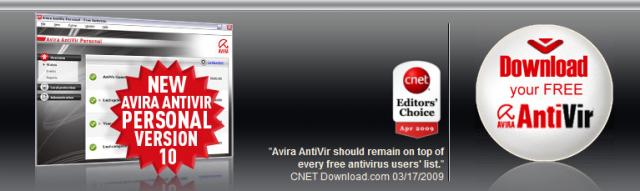 Supprimer la publicité d'Antivir Free Edition