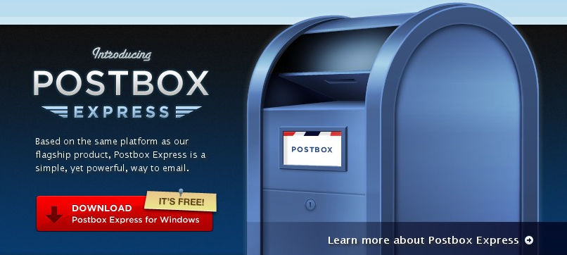 Postbox Express, un concurrent sérieux à Thunderbird
