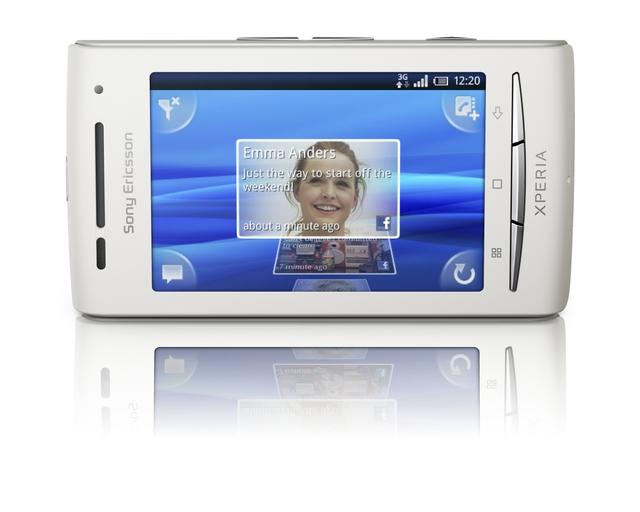 Le Sony Ericsson Xperia X8 enfin dévoilé !