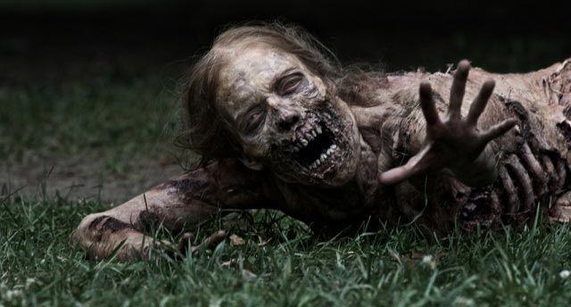 The Walking Dead, une série avec des survivants et des morts vivants