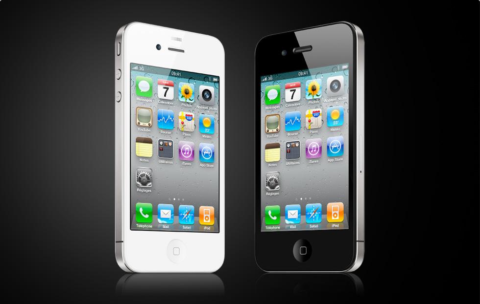 L'UFC Que Choisir déconseille l'achat de l'iPhone 4