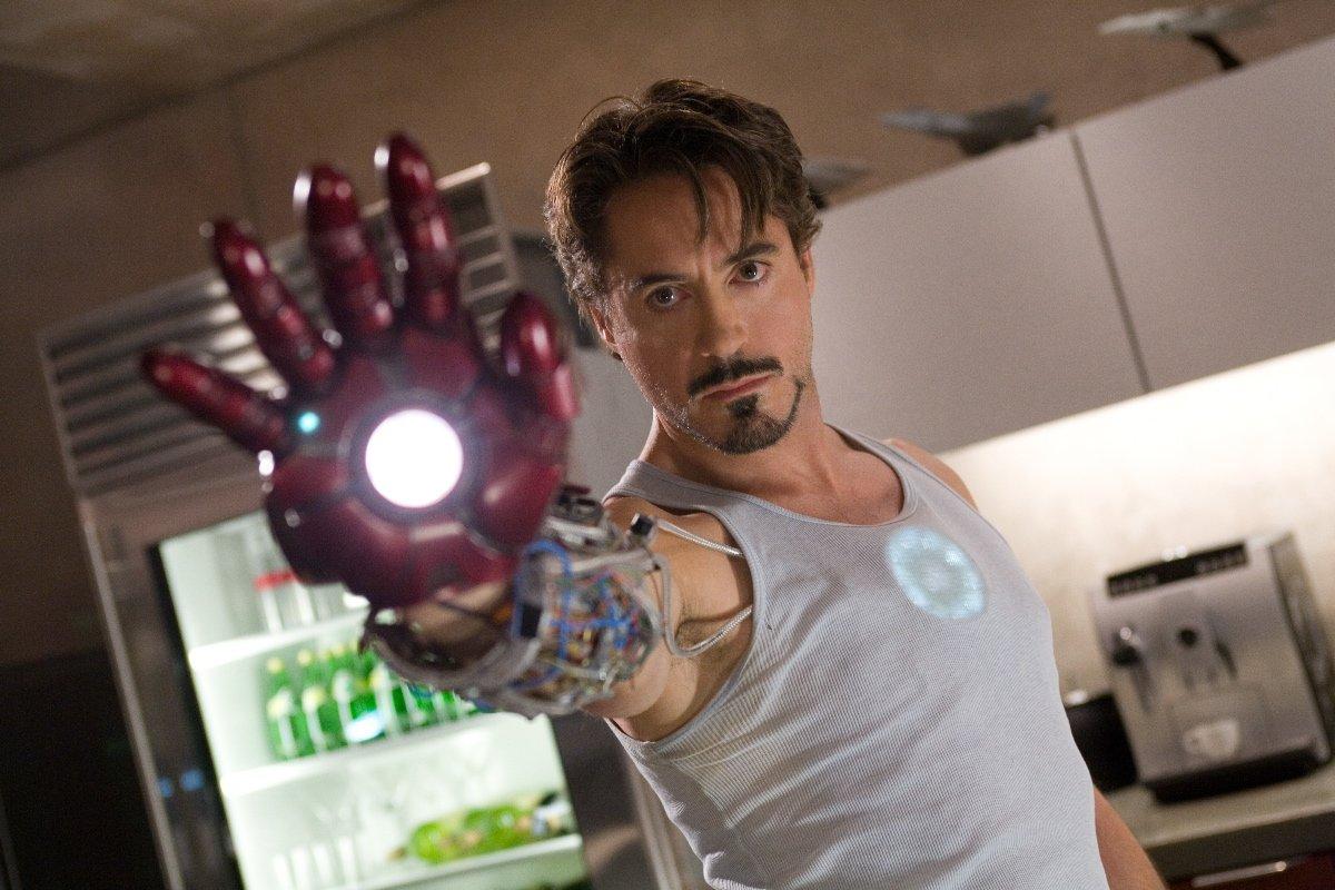 Vidéo : le blaster d'Iron Man en vrai !
