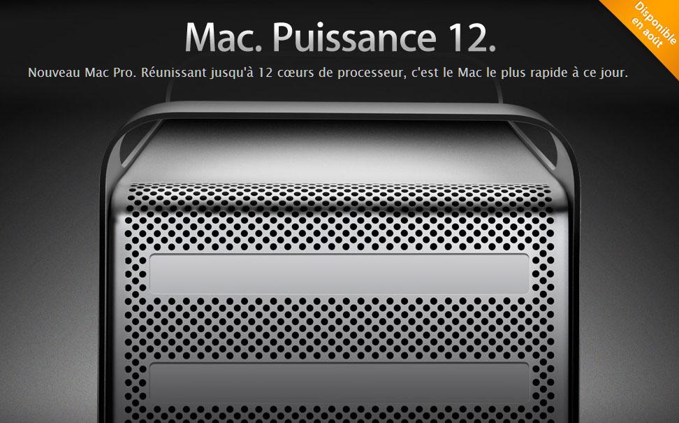Apple annonce son nouveau Mac Pro