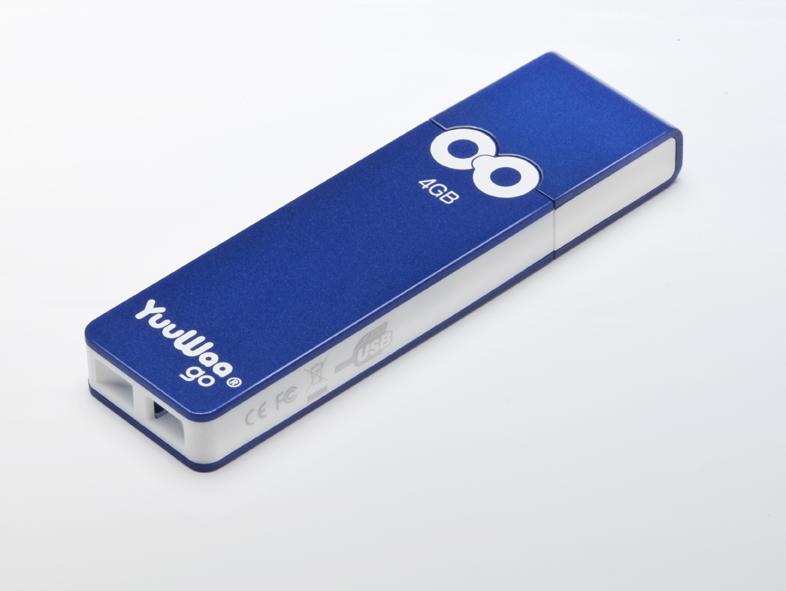 Concours : Gemalto Yuuwaa, une clé USB de 24 Go