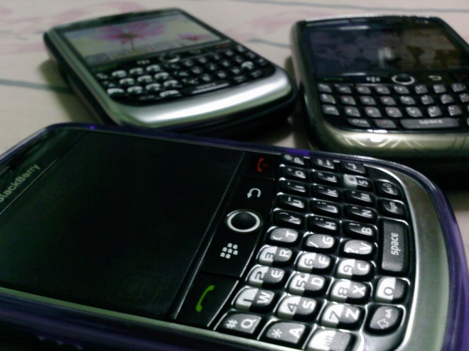 RIM officialise BlackBerry OS 6