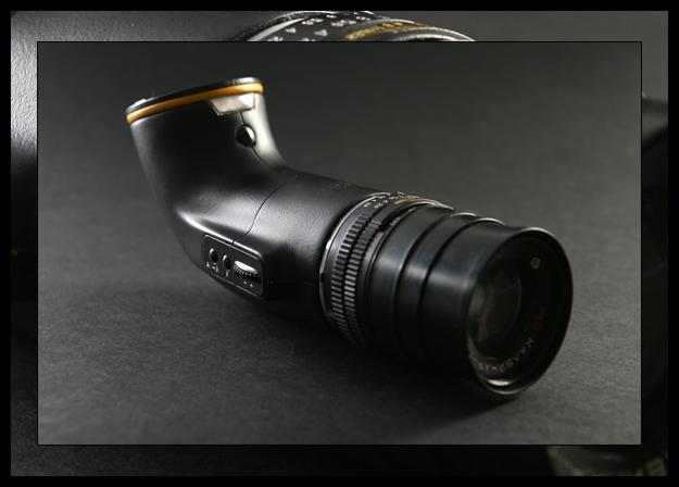 Digital Reflex Camera, une caméra à prendre de haut
