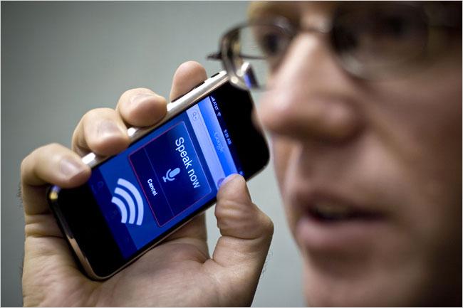 Google Voice Actions, commandez votre mobile Android avec votre voix