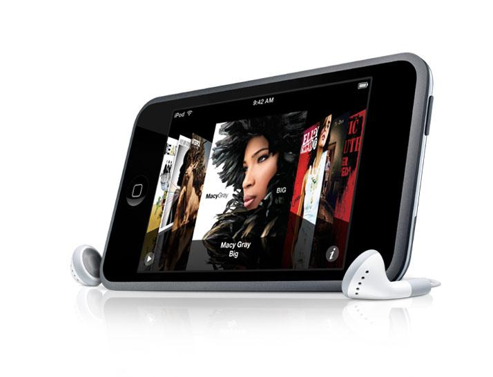 Une caméra en façade pour le prochain iPod Touch ?