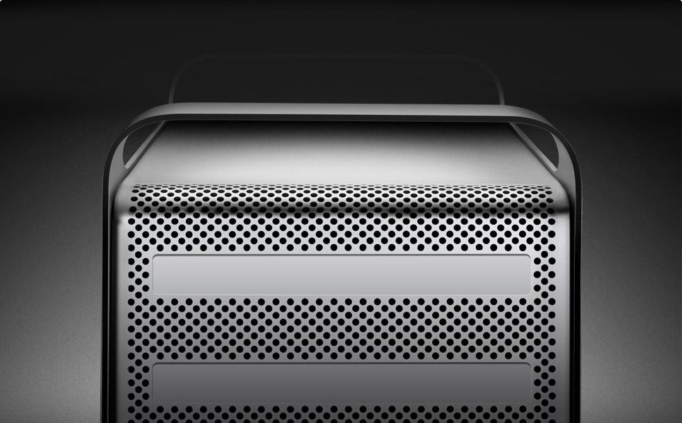 Les Mac Pro 12 coeurs disponibles en commande