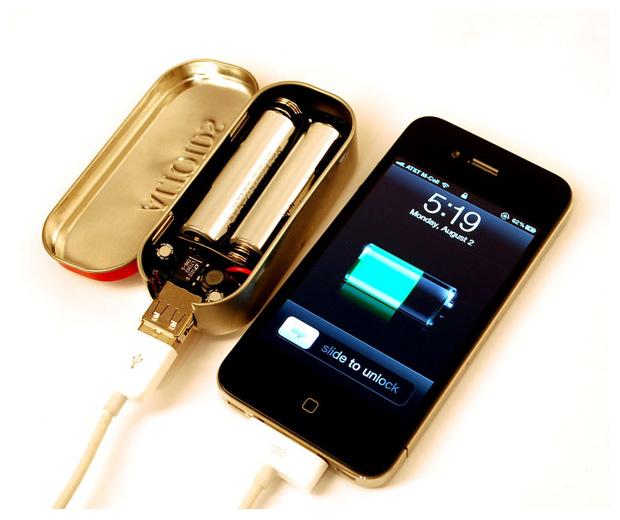 MintyBoost USB Charger : un chargeur d'iPhone à monter soi-même