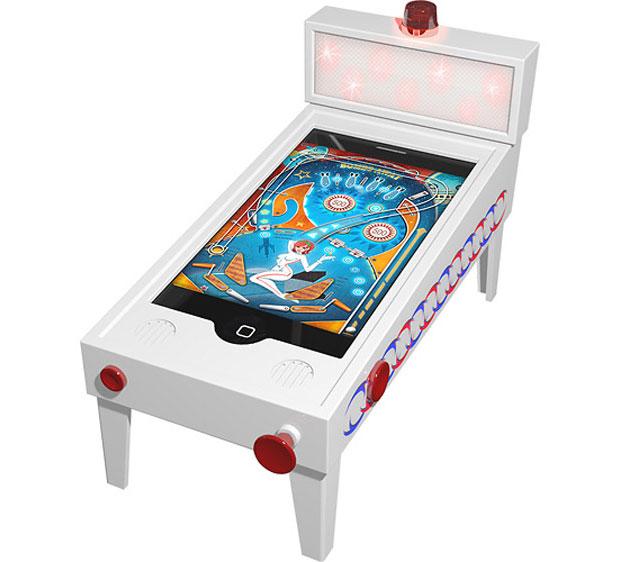 Pinball Magic : transformez votre iPhone en flipper