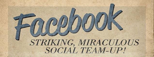 Des posters vintage pour Facebook, Skype et YouTube