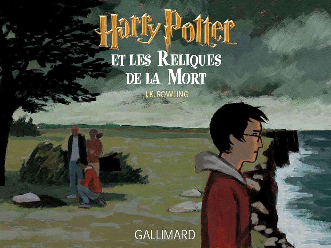 Harry Potter, Harry Potter 1 2 3 4 5 6 7, harry potter et le prince de sang mélé, harry potter livre, harry potter hermione et ron