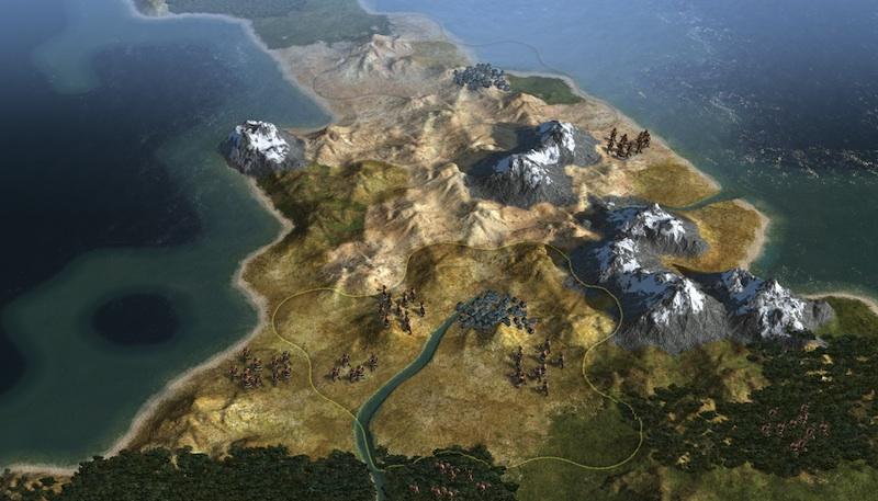 Civilization V Mac confirmé pour les fêtes de fin d'année