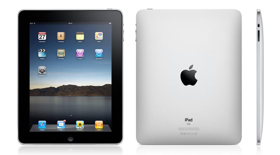 Un iPad avec Google Android