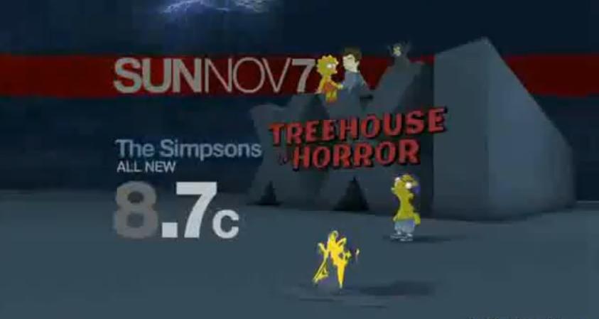 Tweenlight, quand les Simpson parodient Twilight