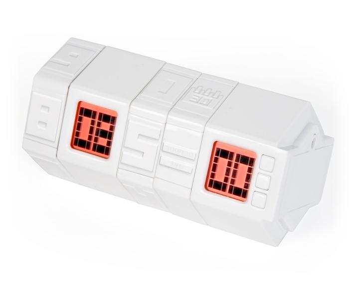 Twist Alarm Clock, le réveil qui te casse la tête