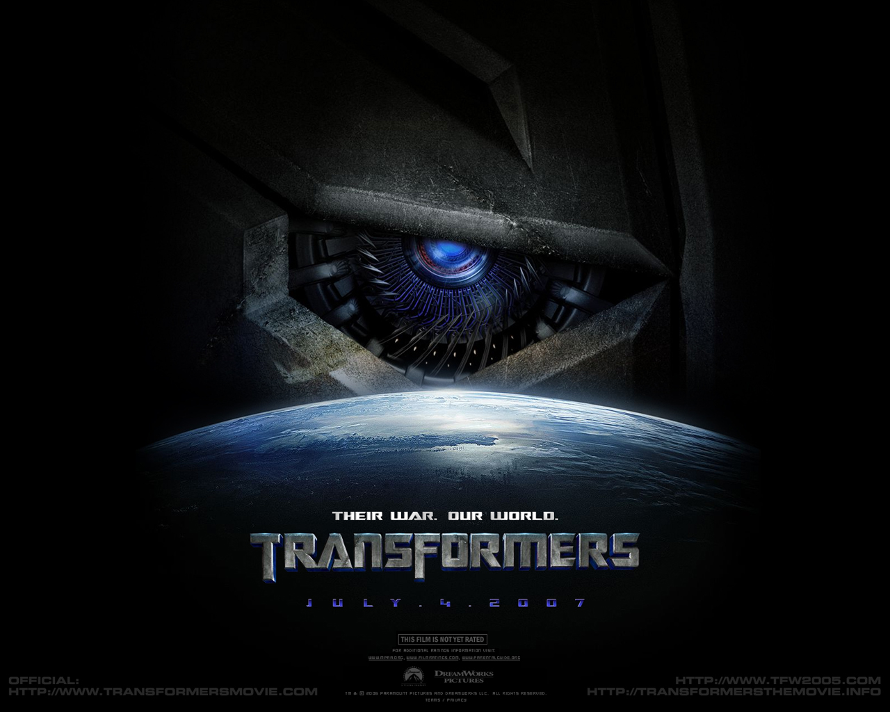 Deux trailers FanMade pour Transformers The Dark of the Moon