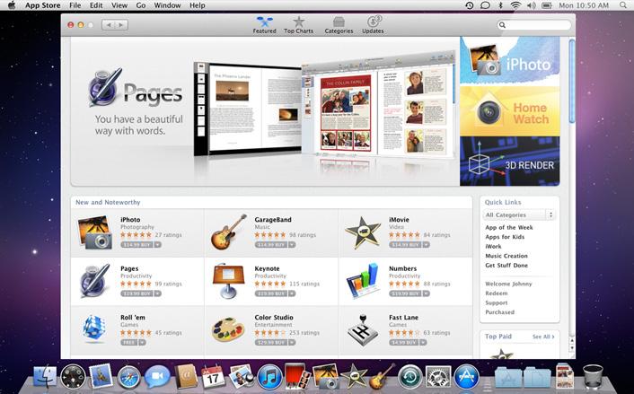 application mac pour faire des affiches
