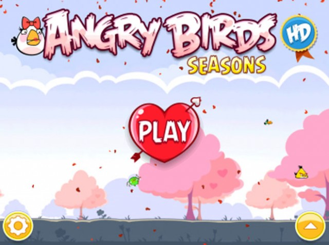 Angry Birds Hogs and Kisses est disponible !