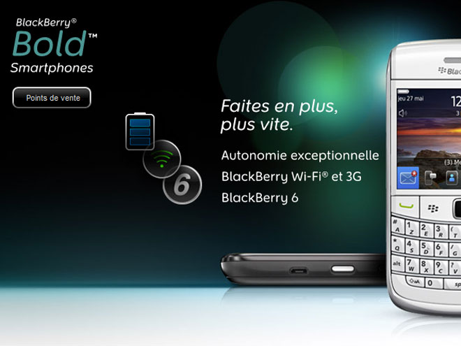 Bientôt des applications Android sur BlackBerry ?