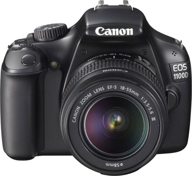 Canon EOS 1100D : le remplaçant du 1000D est arrivé