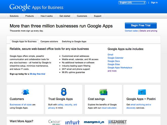 Une certification Google Apps pour 100 $ !