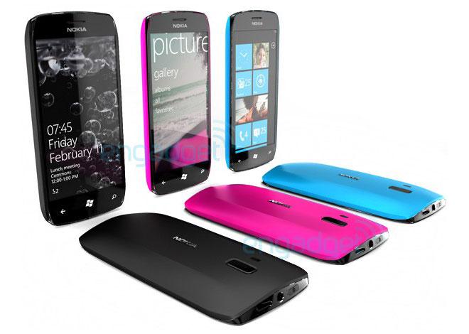 Un Nokia sous Windows Phone 7