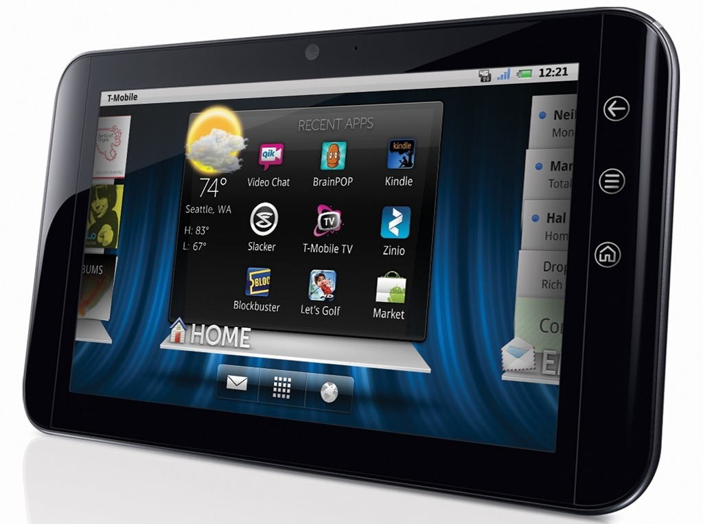 Leaké : les smartphones et les tablettes de Dell pour 2011