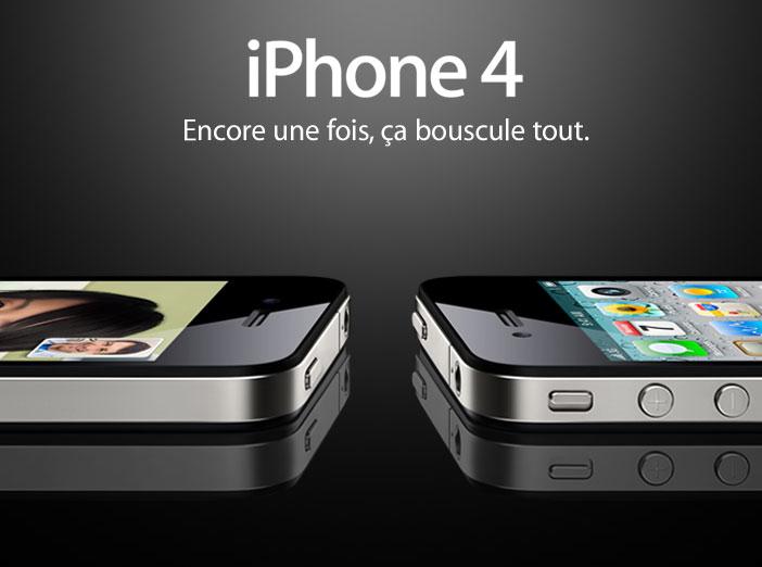Un écran de 4 pouces pour l'iPhone 5 ?
