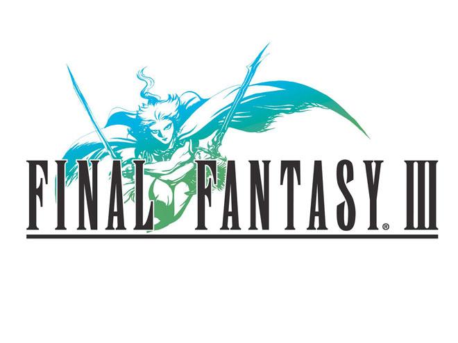 Final Fantasy III : arrivée sur iPhone en mars