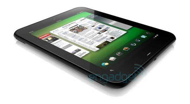 hp-HP Touchpad, une tablette tactile sous WebOS 3.0