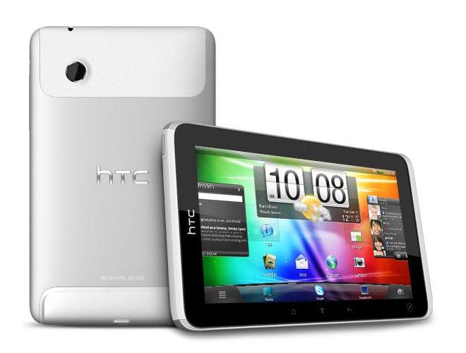 HTC Flyer, une tablette tactile de 7 pouces