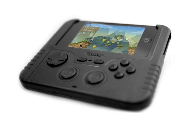 iControlPad BT : transforme ton iPhone en console portable