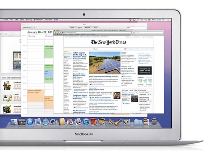 Mac OS X Lion intégrera le TRIM