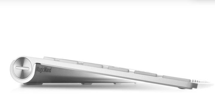 Magic Wand, pour réunir ton clavier et ton Magic Trackpad