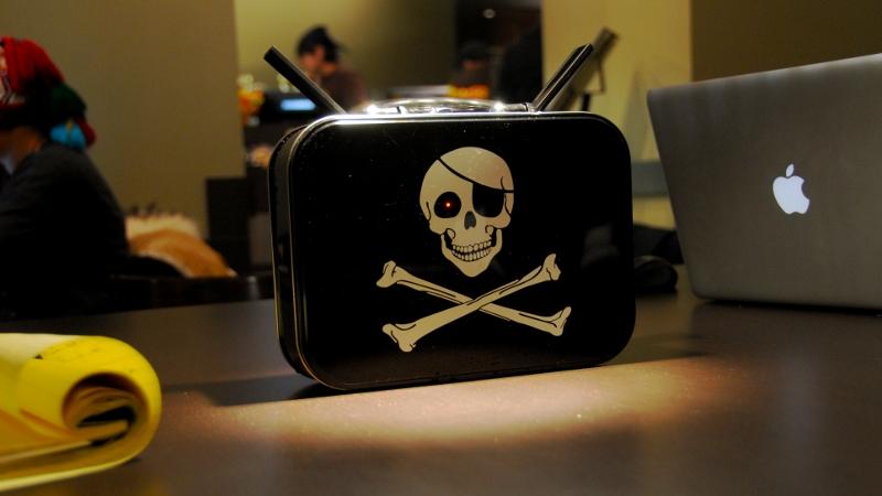 Transforme ton netbook en PirateBox