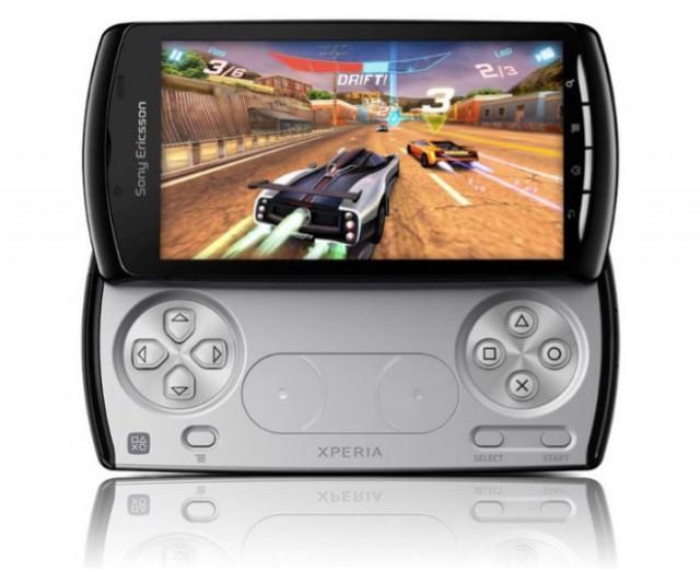 Xperia play : on ne pourra pas importer les jeux PSN !