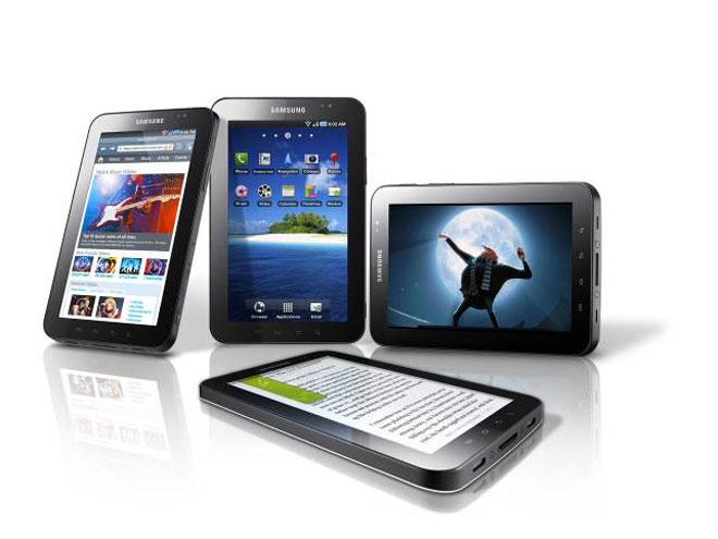 La Samsung Galaxy Tab ne profitera pas de Google Android 3.0 Honeycomb